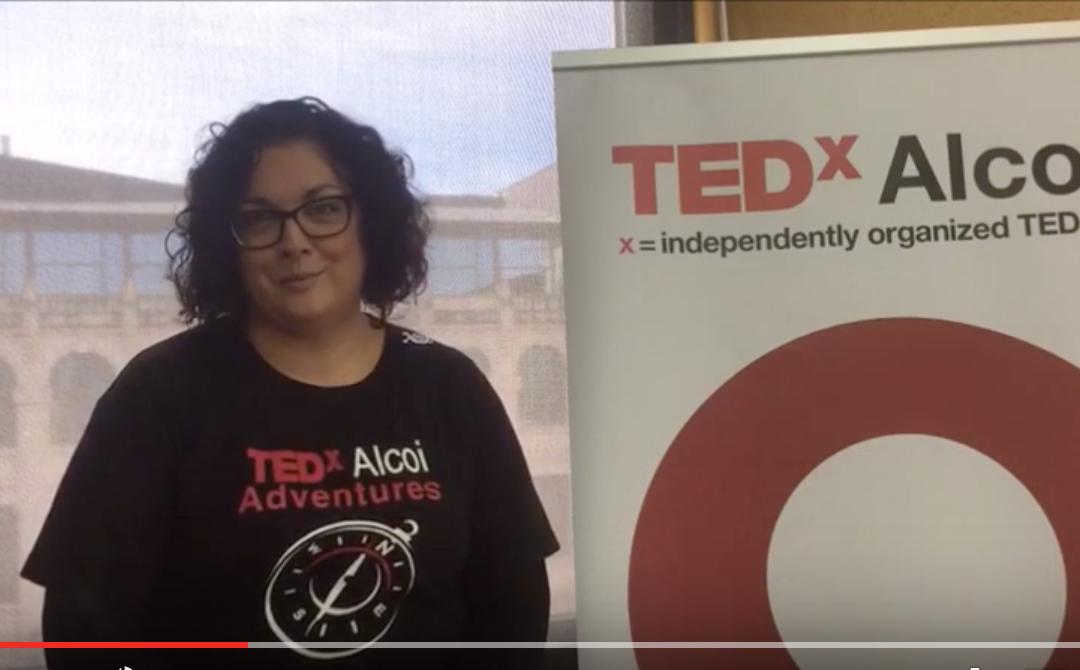 Voluntarios TEDxAlcoi 2017 – Begoña Julià