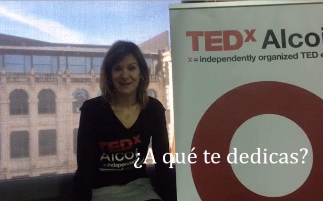 TEDxAlcoi Voluntarios 2017 – Rosana Gadea