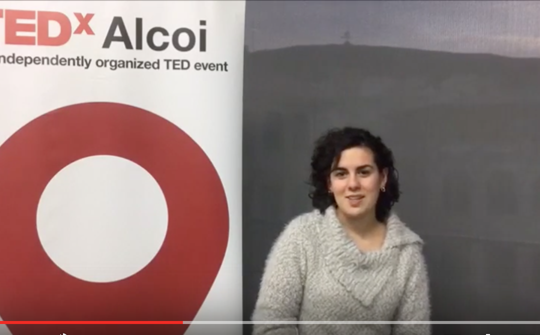 TEDxAlcoi Voluntarios 2017 – Mª José Mayor
