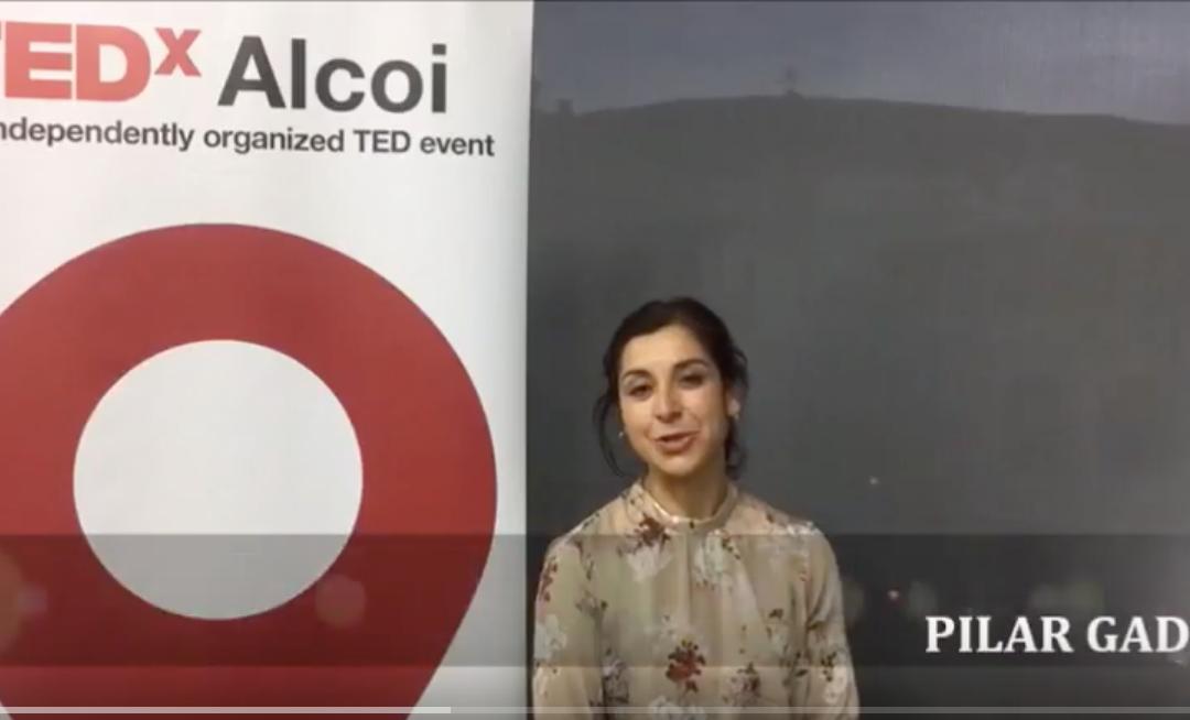 TEDxAlcoi Voluntarios 2017 – Pilar Gadea