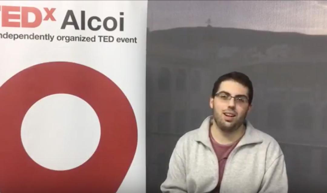 TEDxAlcoi Voluntarios 2017 – Jorge Gabriel Giner Navarro
