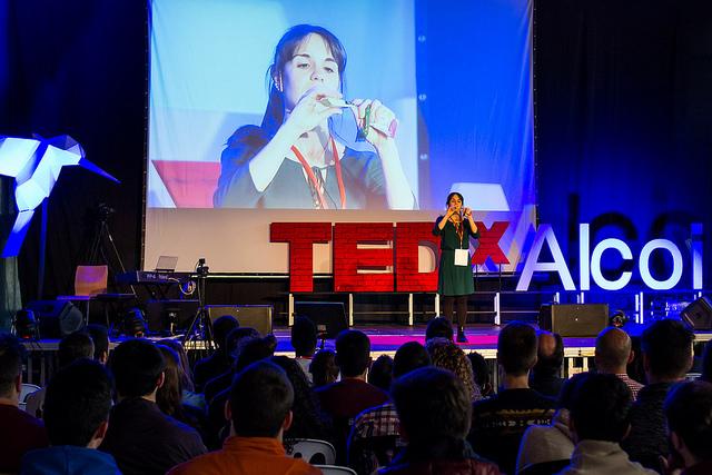 TEDxAlcoi 2017 – Alicia Baldó