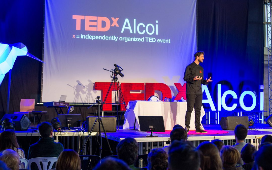 TEDxAlcoi – Alberto Vivó