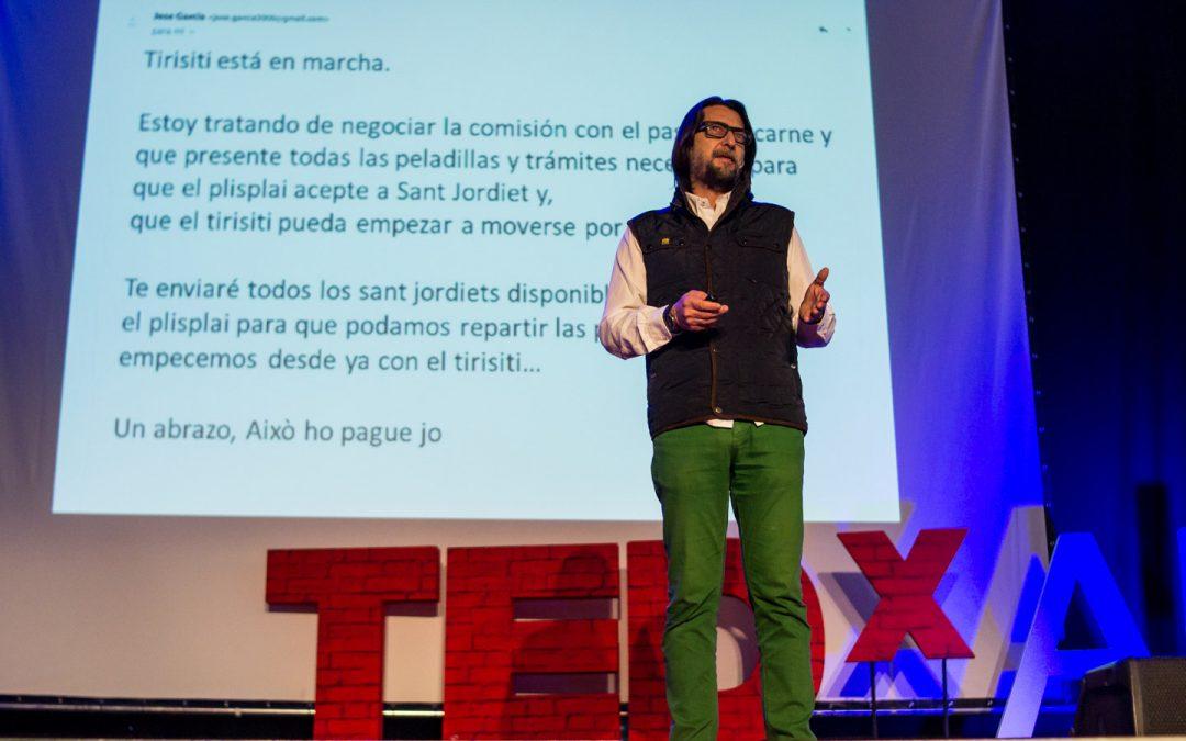TEDxAlcoi – Ricard Sanz