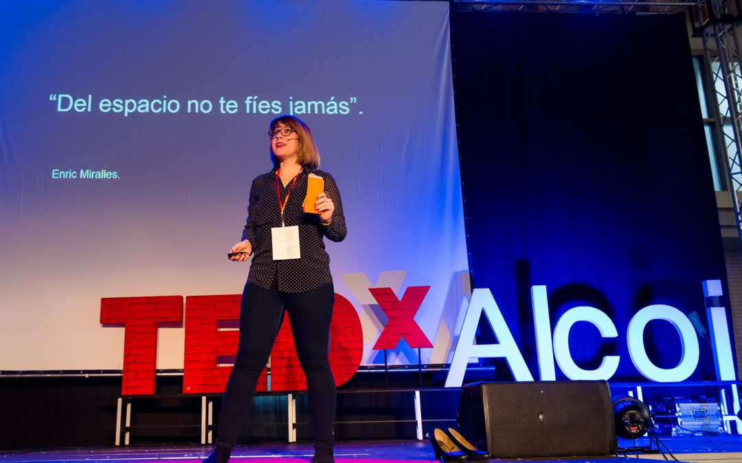TEDxAlcoi 2017 – Silvia Carbonell