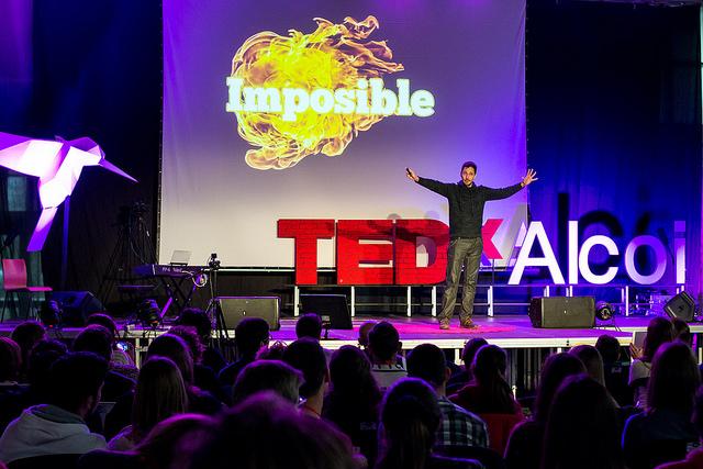 ¿Imposible? No, Gracias | JS | TEDxAlcoi