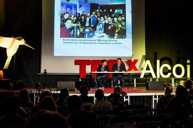 Más falso que un Judas | Pep Sellés i Rubén Mira | TEDxAlcoi