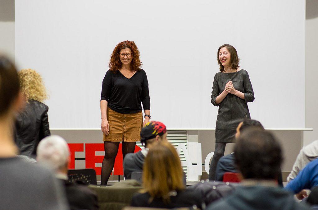 TEDxAlcoiSalon «Oradores al borde de un ataque de nervios»
