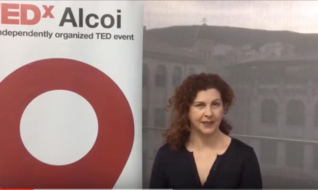 TEDxAlcoi Voluntarios 2017 – Macarena Florencio