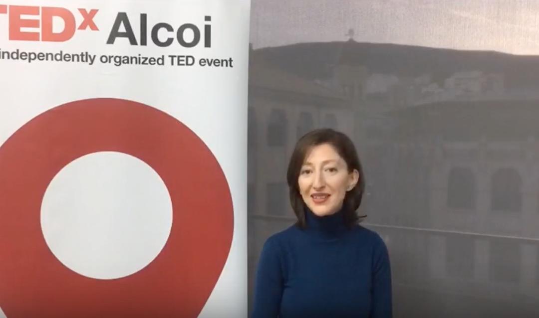TEDxAlcoi Voluntarios 2017 – Nuria Aparicio
