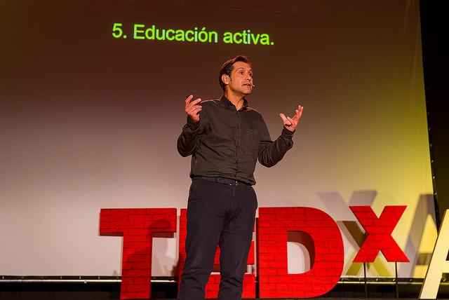20 años de investigación educativa biocéntrica | Javier Herrero