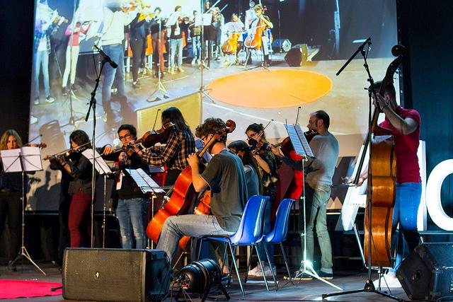 Palladio de Jenkins | Conservatorio de Música de Alcoy | TEDxAlcoi